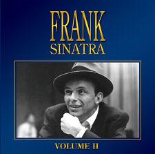 Frank Sinatra CD Vol. 2 (2007) - Frank Sinatra Classic Songs BRAND NEW