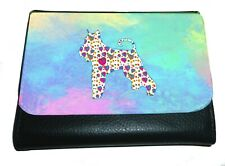 More details for schnauzer purse pretty design schnauzer dog wallet birthday / thankyou gift
