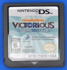 Nickelodeon Victorious Talking Lead Nintendo DS Cartridge Only R3