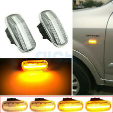 Dynamic Sequential Led Side Marker Light For Acura Rsx Dc5 Nsx Na1 Honda Accord