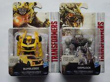Transformers - Lot de 2 - Bumblebee & Grimlock - Hasbro 2016