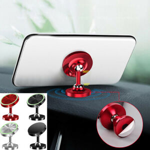1pcs 360° Magnetic Car Dashboard Phone Holder Mount Stand Universal Accessories
