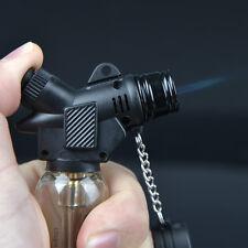 Power Windproof Jet Flame 1300-C Butane Lighter Cigarette Welding Torch Lighter