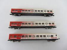 Märklin 8783 S-Bahnwagen-Set der DB, Toshiba, sehr gut, ohne Verpackung