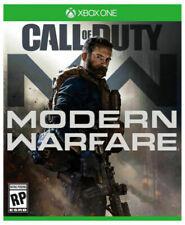 Call of Duty: Modern Warfare COD MW USED SEALED (Microsoft Xbox One, 2019)