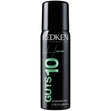 Redken Guts 10 Volume Travel Spray Foam - 2 oz.  (BUY ONE GET ONE FREE)