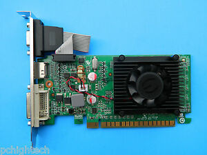 EVGA NVIDIA GeForce 210 512MB DDR3 VGA/DVI/HDMI PCI-E Video Card 512-P3-1310-LR