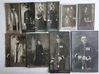 Grosses Konvolut CdV Fotos vor 1914 unterschiedliche Formate, teilweise doppelt