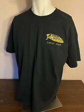 Jimmy Buffett Local Stage Crew Shirt 2008 Tour The Year Of Still Here Preowned