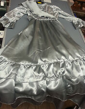 Children Civil War Era Dress Costume Medium Gray