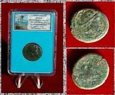 Ancient Greek Coin MYSIA LAMPSAKOS PRIAPOS Winged Horse 2-1 cent. B.C.