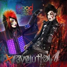 Blood On The Dance Floor - EVOLUTION CD [2012] - Explicit - New
