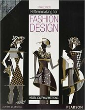 Patternmaking for Fashion Design, 5e Paperback – 2013 by Armstrong (Author)