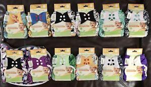 Pick 2 BumGenius Organic E2 Elemental Organic Cotton All In One Diapers