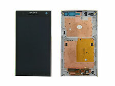 Genuine Sony LT26i Xperia S White LCD Screen & Digitizer - 1257-2742