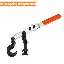 Steel Flat Mouth Valve Spring Compressor Adjustable Handle For OHV Engines Car