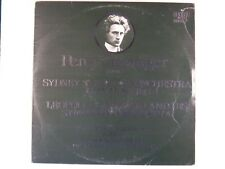 Percy Grainger - Piano rolls played with Sydney Symph Orch / Hopkins - OZ LP