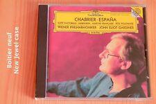 Chabrier - Espana Suite Pastorale Habanera - Gardiner - CD Deutsche Grammophon