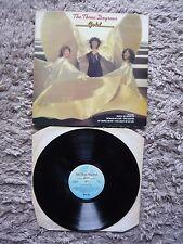 The Three Degrees Gold 1980 K-Tel Ariola UK Vinyl LP Giorgio Moroder Recordings