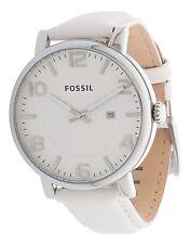 Fossil Herren Armbanduhr Weiß BQ1160