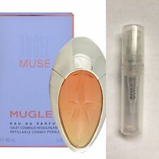 Thierry Mugler ANGEL MUSE EDP , 2 Ml Perfume SAMPLE Travel Atomizer SPRAY