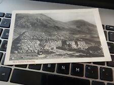 More details for  vintage postcard   p7   c39   skye crofters houses  pmk ullapool 1906