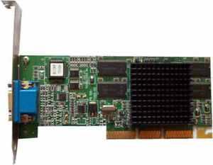 ATI Rage 128 ULTRA 32MB 109-73100-02 Video, AGP Graphics Card, 1027311602