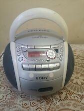 Sony CFD-E95L CD, Radio, Cassette player/recorder