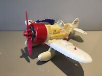 Kenner Vintage Ghostbusters 1990 Ecto Bomber & Bomb Missiles