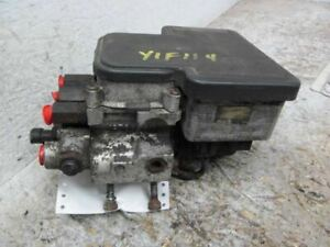Anti-Lock Brake Part Assembly 4 Wheel ABS Fits 95 CHEVROLET 1500 PICKUP 808423