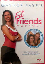 Gaynor Faye's Fit Friends' Workout New Sealed DVD Free UK P&P