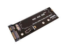 Adaptateur SATA SSD Macbook Air A1369 A1370 1375 A1377 MC505 MC506 12+6 broches