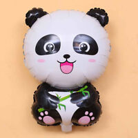 Panda Balloon Foil Balloon Happy Birthday Party Decor Kids Inflatable Toy NT