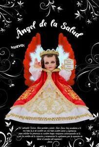Niño ANGEL DE LA SALUD  Vestido Niño Dios Baby Jesus Clothing