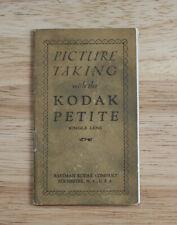 Kodak Petite Instruction Book/cks/200005