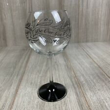 Disney Wine Glass Beauty And The Beast, Be Our Guest