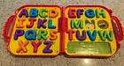 Sesame Street Elmo On The Go ABC Alphabet Carry Case Replacement Letters For Sale