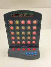 1998 Tiger Electronics CONNECTIONS Game - Vintage version of Connect Four Tested