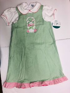Glorimont Easter Girls Dress, Size 6x
