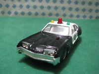 Vintage  -   Oldsmobile  TORONADO  Policia      -  1/43  Auto-Pilen
