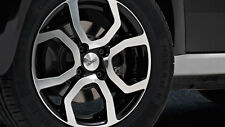 DBV Bali. II Alloy Wheels Silver Smart 453 Winter Tyres FULDA Dot16 RDKS