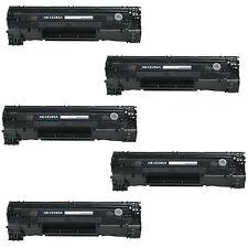 5 COMPATIBILI REMAN TONER HP 285A BK LaserJet Pro P1108w M1214nfh MFP M1130 Seri