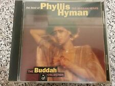 Phyllis Hyman  – The Best Of Phyllis Hyman The Buddah Years  - CD