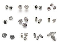 13 Style Tibetan Alloy Silver Charms Metal Beads Spacers Findings Jewelry Making