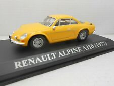 2084 COCHE RENAULT ALPINE A110 1977 1/43 143 IXO ALTAYA MODEL CAR MINIATURA MINI
