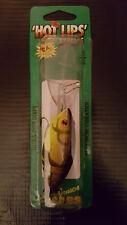 LUHR JENSEN HOT LIPS EXPRESS - 3/4oz  Moss Back Craw  6554-034-1420
