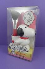 Snoopy en céramique avec cosmétiques Brosses-Vintage Peanuts Personnage-encore emballé!