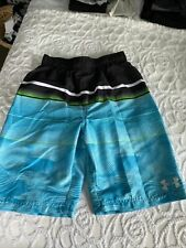 Boys Under Armour  swimshorts size M *NEW*