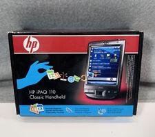 Hp iPaq 111 Pocket Pc Classic Handheld Pda 624 Mhz Fa979Aa#Aba 110 Series - New