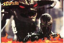 Spawn The Movie Promo Card P0